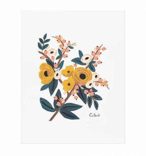[Rifle Paper Co.] Marigold Botanical 8 x 10