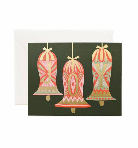 [Rifle Paper Co.] Joy Ornaments Holiday Card