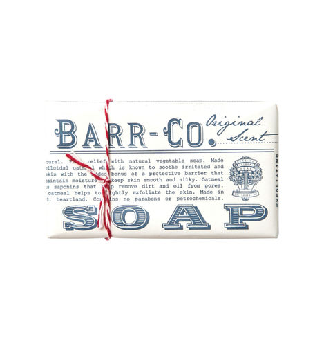 [Barr-Co.] Original Oatmeal Soap