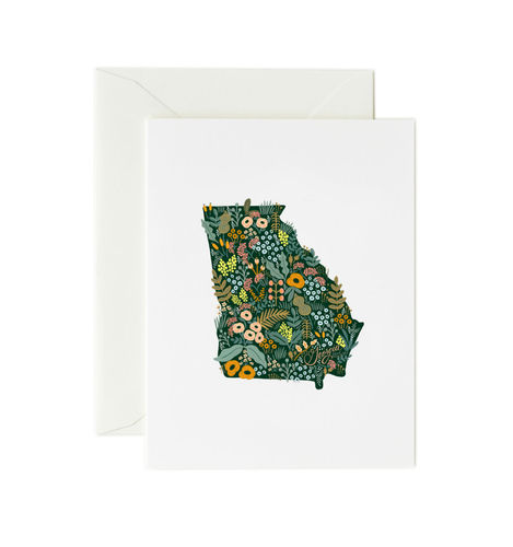 [Rifle Paper Co.] Georgia Wildflowers Card