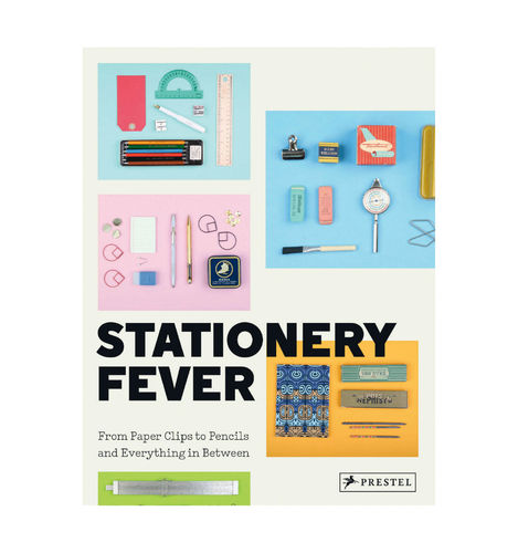 [Prestel Book] Stationery Fever