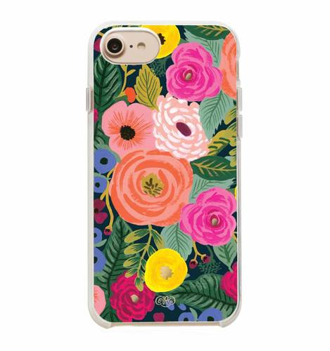 [Rifle Paper Co.] Clear Juliet Rose iPhone Case