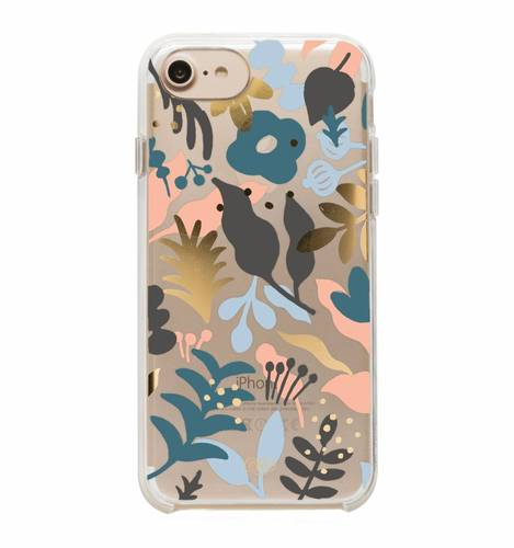 [Rifle Paper Co.] Clear Sunprint iPhone Case