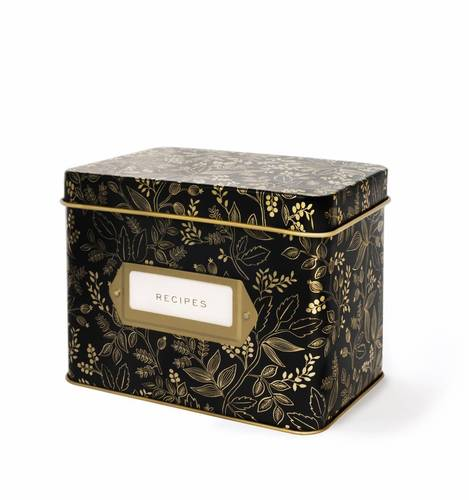 [Rifle Paper Co.] Queen Anne Recipe Box