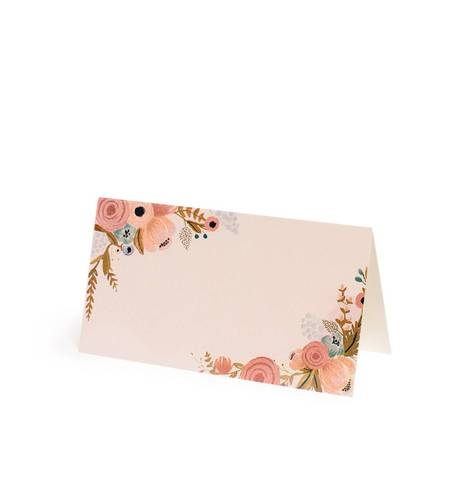 [Rifle Paper Co.]Simone Place Card