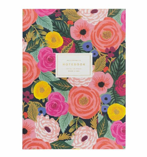 [Rifle Paper Co.] Juliet Rose Memoir Notebook