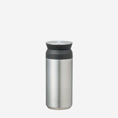 [KINTO] TRAVEL TUMBLER SILVER 350ml