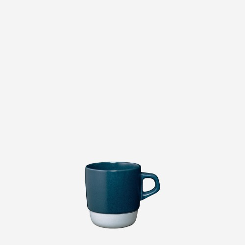 SLOW COFFEE STYLE STACKING MUG NAVY