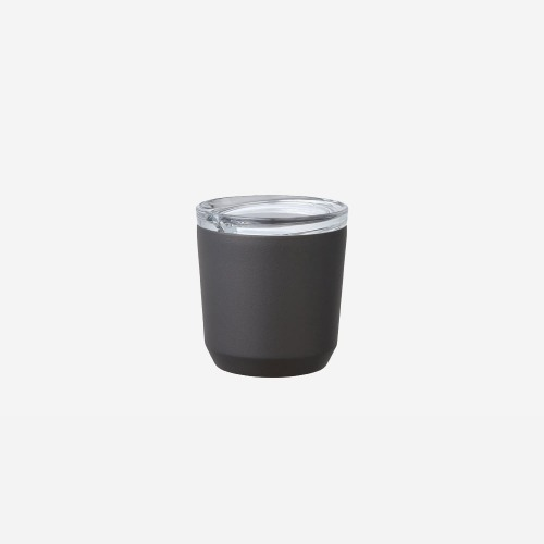 [KINTO] TO GO TUMBLER BLACK 240ml