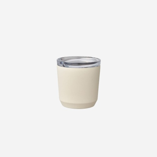 [KINTO] TO GO TUMBLER WHITE 240ml