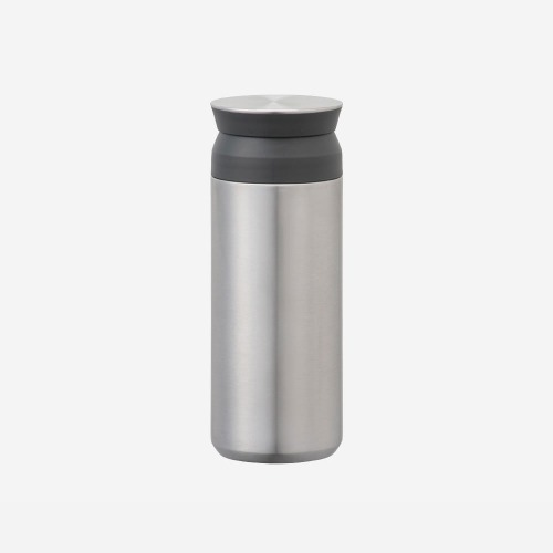 [KINTO] TRAVEL TUMBLER SILVER 500ml