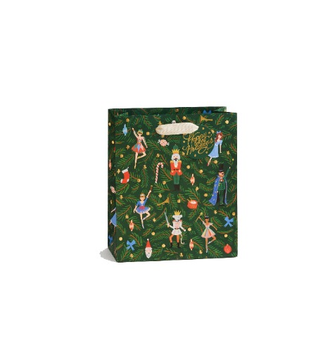 [Rifle Paper Co.] Nutcracker Gift Bag medium