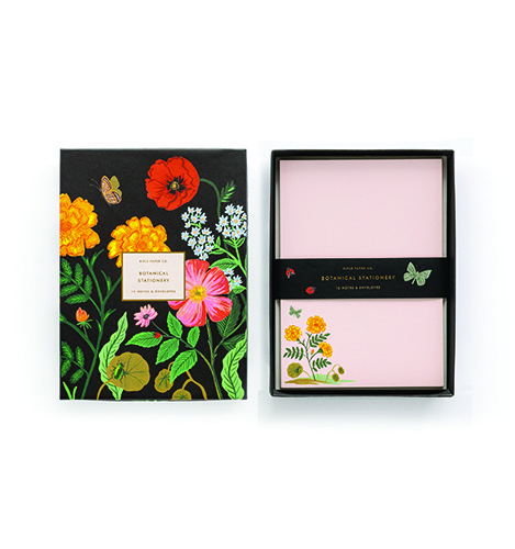 [Rifle Paper Co.] Botanical Social Stationery