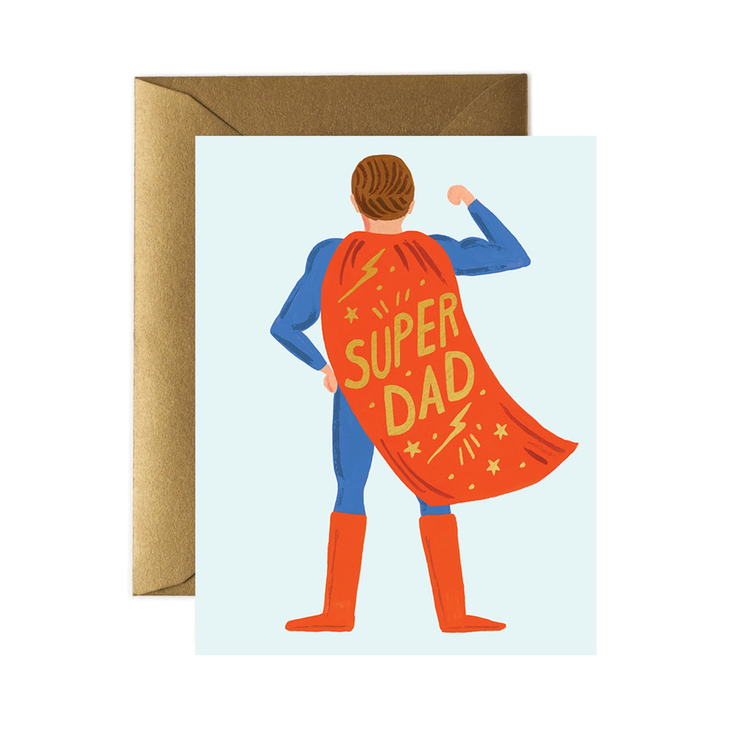 [Rifle Paper Co.] Super Dad Card