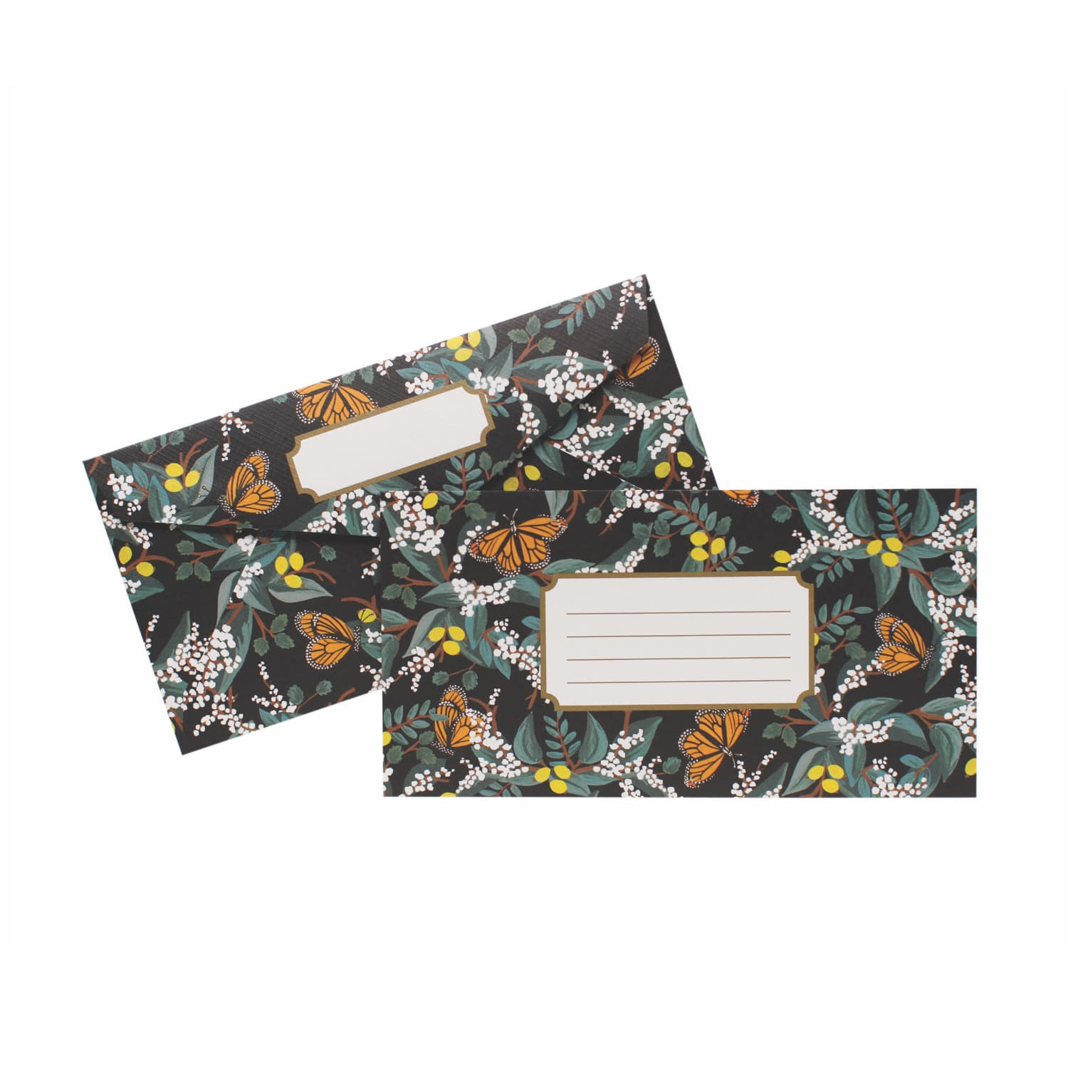 [Rifle Paper Co.] Monarch Envelope set of 5