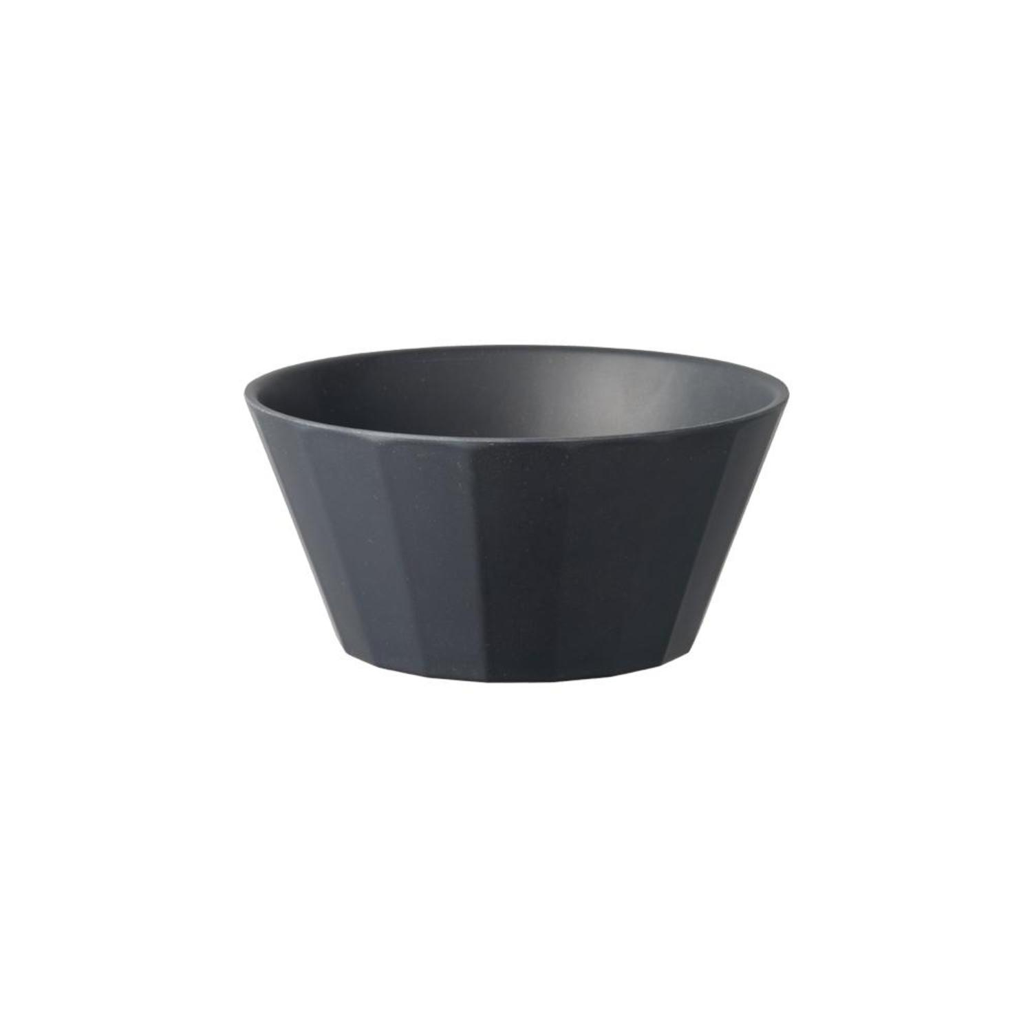 [KINTO] ALFRESCO Bowl 160mm - Black