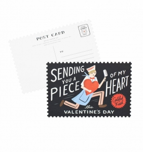 [Rifle Paper Co.] Piece of My Heart Postcards [10 postcards]