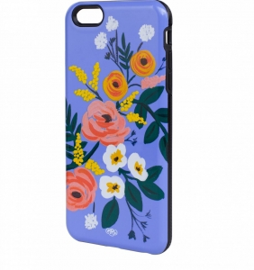 [Rifle Paper Co.] Violet Floral iPhone Case For 6+/6s+ [Only]