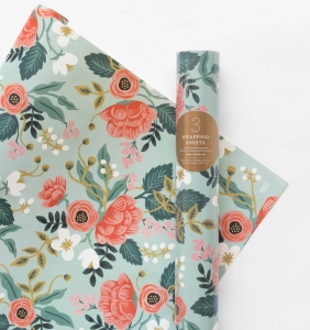 [Rifle Paper Co.] Birch Wrapping Sheets [3 sheets]