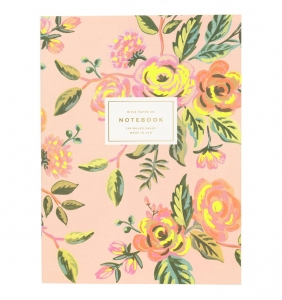 [Rifle Paper Co.] Jardin de Paris Memoir Notebook