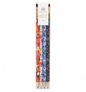 [Rifle Paper Co.] Floral Pencil Set [12 pencils]