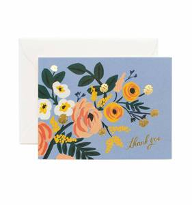 [Rifle Paper Co.] Robin Thank You Card