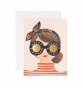 [Rifle Paper Co.] Birthday Girl Card