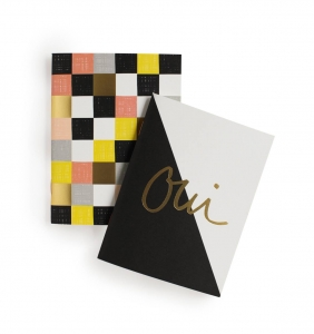 [Rifle Paper Co.] Oui Pocket Notebooks by Garance Doré