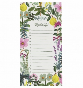 [Rifle Paper Co.] Herb Garden Market Pad