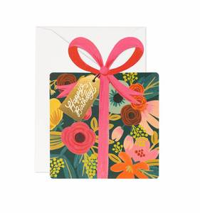 [Rifle Paper Co.] Birthday Present Card
