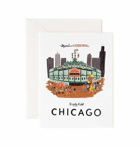 [Rifle Paper Co.] Chicago Card