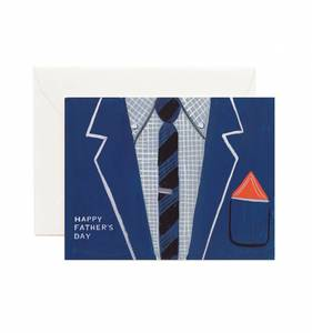 [Rifle Paper Co.] Father's Day Suit Card