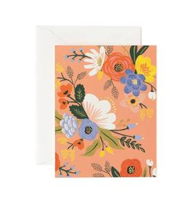 [Rifle Paper Co.] Lively Floral Pink Card