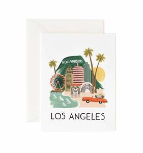[Rifle Paper Co.] Los Angeles Card