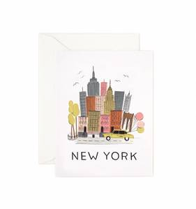 [Rifle Paper Co.] New York Card