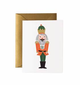 [Rifle Paper Co.] Nutcracker Card