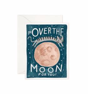 [Rifle Paper Co.] Over the Moon Card