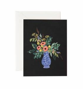 [Rifle Paper Co.] Vase Study No.1 Card