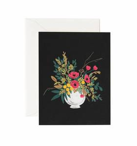 [Rifle Paper Co.] Vase Study No.3 Card