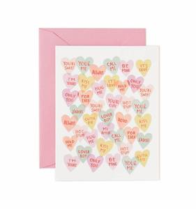 [Rifle Paper Co.] Valentine Sweethearts Card