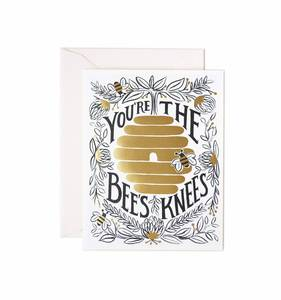 [Rifle Paper Co.] You're the Bees Knees Card