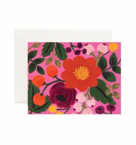 [Rifle Paper Co.] Vintage Blossoms Rose Card
