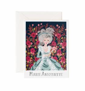 [Rifle Paper Co.] Marie Antoinette Card