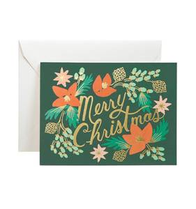 [Rifle Paper Co.] Wintergreen Christmas Card