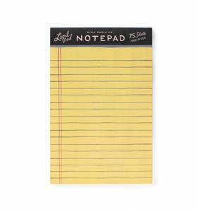 [Rifle Paper Co.] Legal Notepad