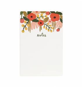 [Rifle Paper Co.] Hanging Garden Notepad