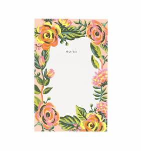 [Rifle Paper Co.] Jardin De Paris Notepad