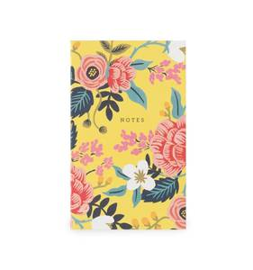 [Rifle Paper Co.] Birch Floral Pocket Notepad