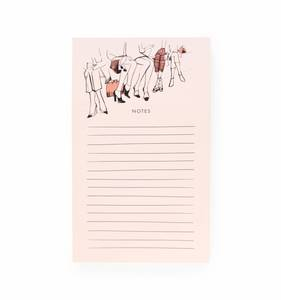 [Rifle Paper Co.] Front Row Notepad by Garance Doré