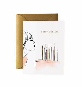 [Rifle Paper Co.] Happy Birthday Wish by Garance Doré